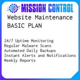 Wordoress security basic plan